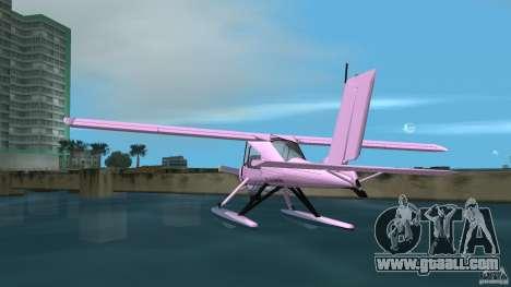 PZL 104 Wilga for GTA Vice City right view