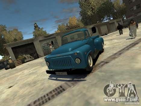 Gaz 52 HotRod for GTA 4