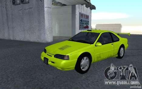 Ford Thunderbird 1993 for GTA San Andreas