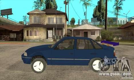 Daewoo Nexia for GTA San Andreas left view
