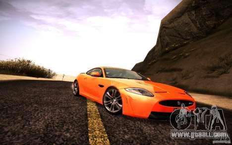 SA Illusion-S V1.0 SAMP Edition for GTA San Andreas third screenshot