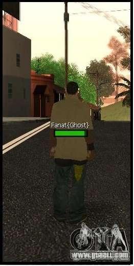 New Vagos [lsv2] for GTA San Andreas forth screenshot