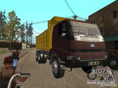 BMC for GTA San Andreas