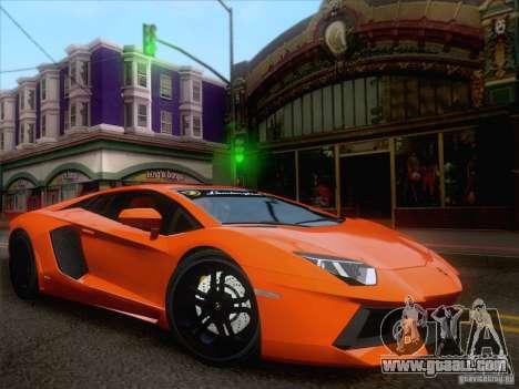 Realistic Graphics HD 5.0 Final for GTA San Andreas