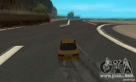 Drift City for GTA San Andreas fifth screenshot