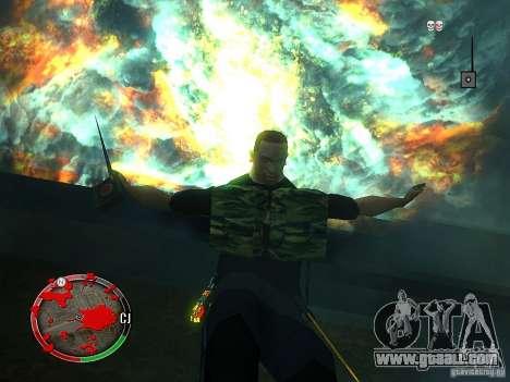 The new explosive for GTA San Andreas third screenshot