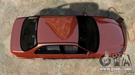 Honda Civic iES for GTA 4 right view