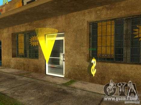 Business Cj v2.0 for GTA San Andreas third screenshot
