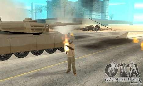 Gods_Anger (The WRATH Of GOD) for GTA San Andreas
