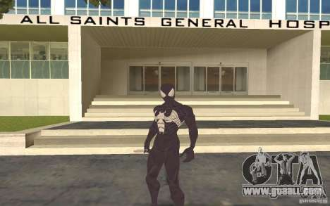Skins from Spider-Man for GTA San Andreas second screenshot