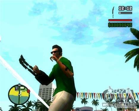 The Claws Of A Predator for GTA San Andreas third screenshot