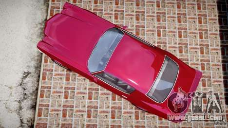 Chevrolet Camaro Z28 for GTA 4 right view