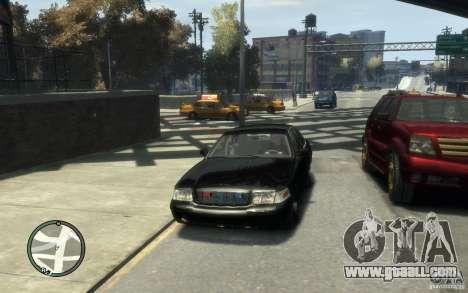 Crown Victoria for GTA 4