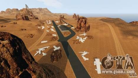 Red Dead Desert 2012 for GTA 4 forth screenshot