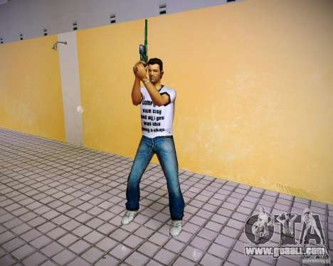 Mauser C96 for GTA Vice City forth screenshot