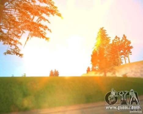 Real World ENBSeries v3.0 for GTA San Andreas second screenshot