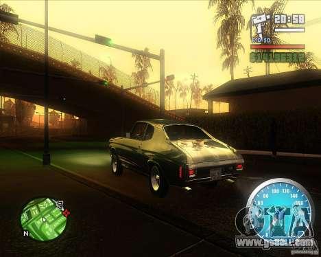 MadDriver s ENB v.3.1 for GTA San Andreas