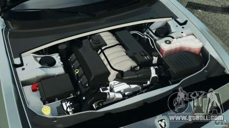 Dodge Challenger SRT8 2009 [EPM] for GTA 4 upper view