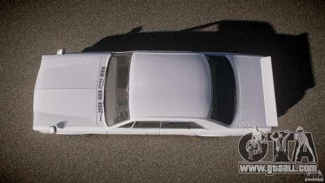 Nissan Skyline GC10 2000 GT v1.1 for GTA 4 upper view