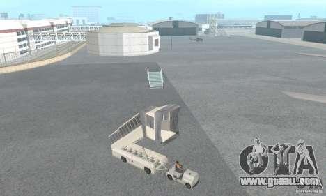 Airport Vehicle for GTA San Andreas seventh screenshot