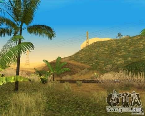 Project Oblivion 2010 HQ SA:MP Edition for GTA San Andreas fifth screenshot