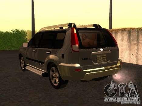 Nissan X-Trail for GTA San Andreas