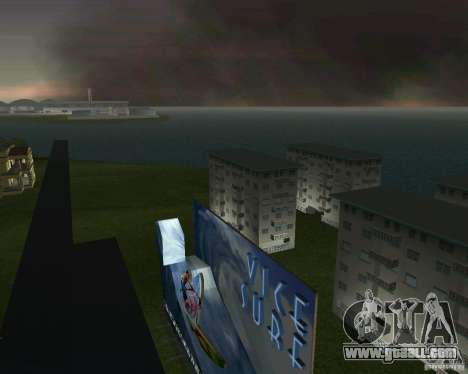 Back to the future Hill Valley for GTA Vice City forth screenshot