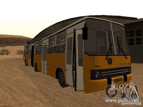 IKARUS 280.46 for GTA San Andreas back left view
