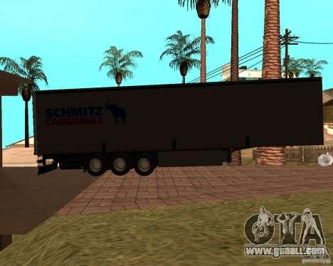 Schmitz for GTA San Andreas