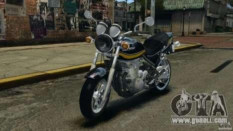 Kawasaki Zephyr for GTA 4