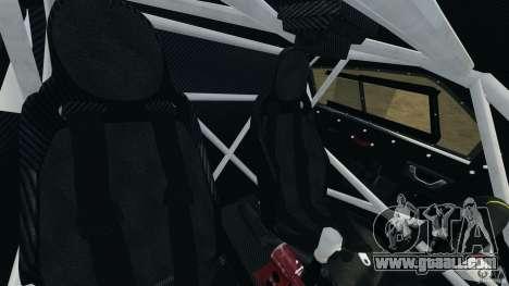 Mitsubishi Montero EVO MPR11 2005 v1.0 [EPM] for GTA 4 inner view