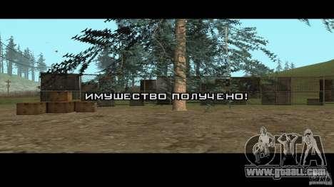 Realistic Apiary v1.0 for GTA San Andreas second screenshot