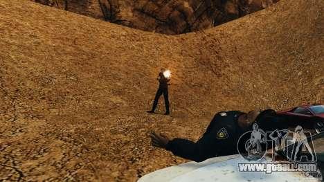 Bullet Time for GTA 4 seventh screenshot
