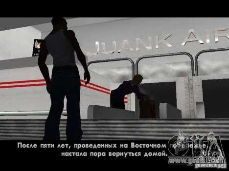 Original translation from 1 c for GTA San Andreas