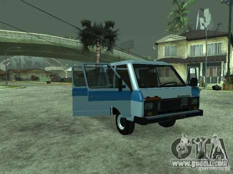 RAPH 3311 Pickup for GTA San Andreas left view