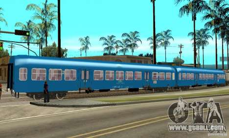 Car 21-47 CFR for GTA San Andreas