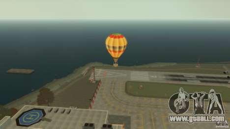 Balloon Tours original for GTA 4 left view