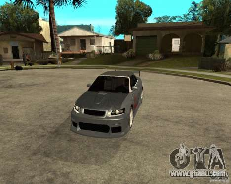 AUDI A4 Cabriolet for GTA San Andreas