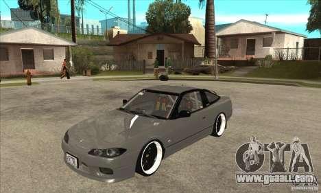 Nissan Silvia S15 1999 for GTA San Andreas