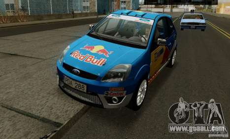 Ford Fiesta ST Rally for GTA San Andreas