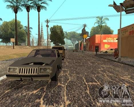 New Ghetto for GTA San Andreas sixth screenshot