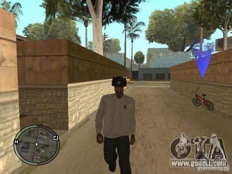 Ushanka for GTA San Andreas third screenshot