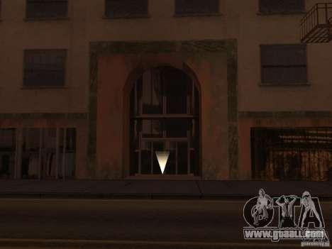 Secret apartment for GTA San Andreas second screenshot