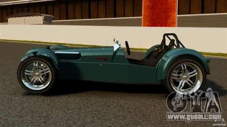 Caterham Superlight R500 for GTA 4