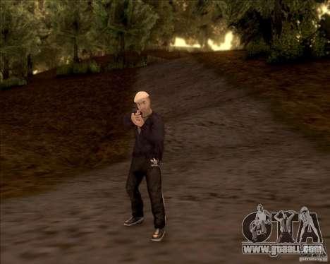 SkinPack for GTA SA for GTA San Andreas ninth screenshot
