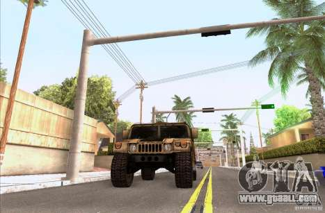 ENBSeries by HunterBoobs v2.0 for GTA San Andreas eighth screenshot