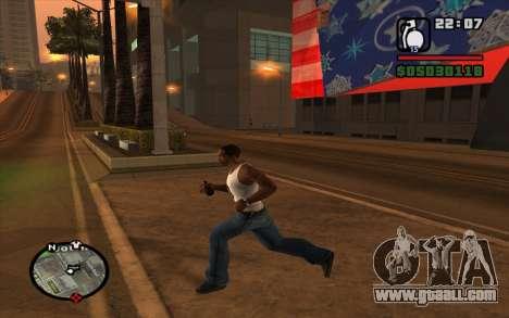 RGD-5 for GTA San Andreas second screenshot