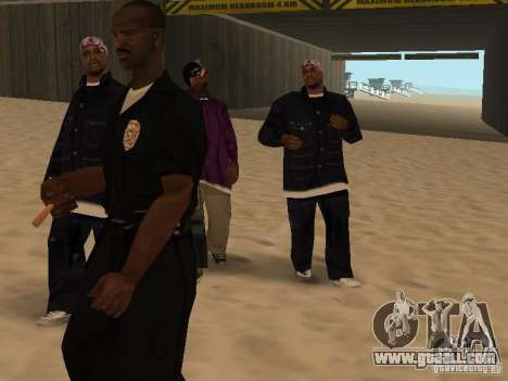 Tenpenny for GTA San Andreas forth screenshot