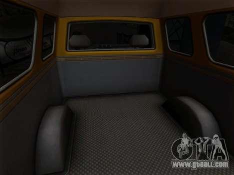 UAZ 2760 for GTA San Andreas