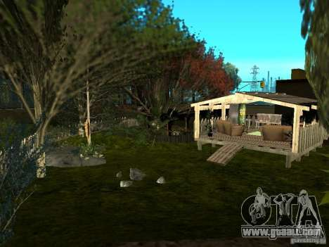 New Grove Street TADO edition for GTA San Andreas ninth screenshot